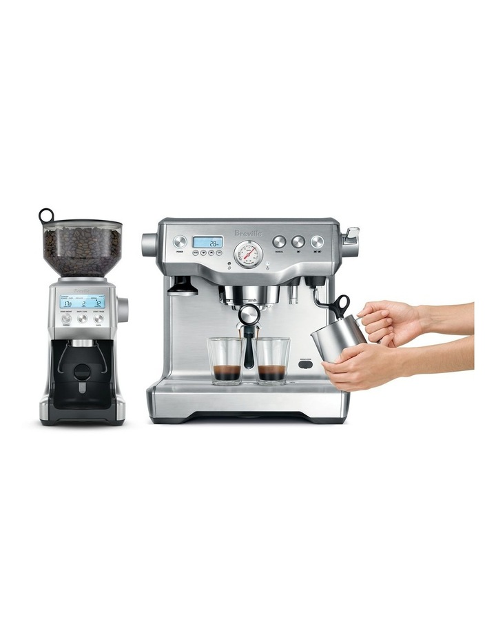 The Dynamic Duo Espresso Machine: Stainless Steel BEP920BSS image 2