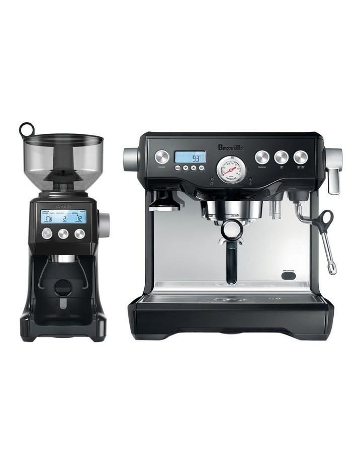 The Dynamic Duo Espresso Machine: Black Sesame BEP920BKS image 1