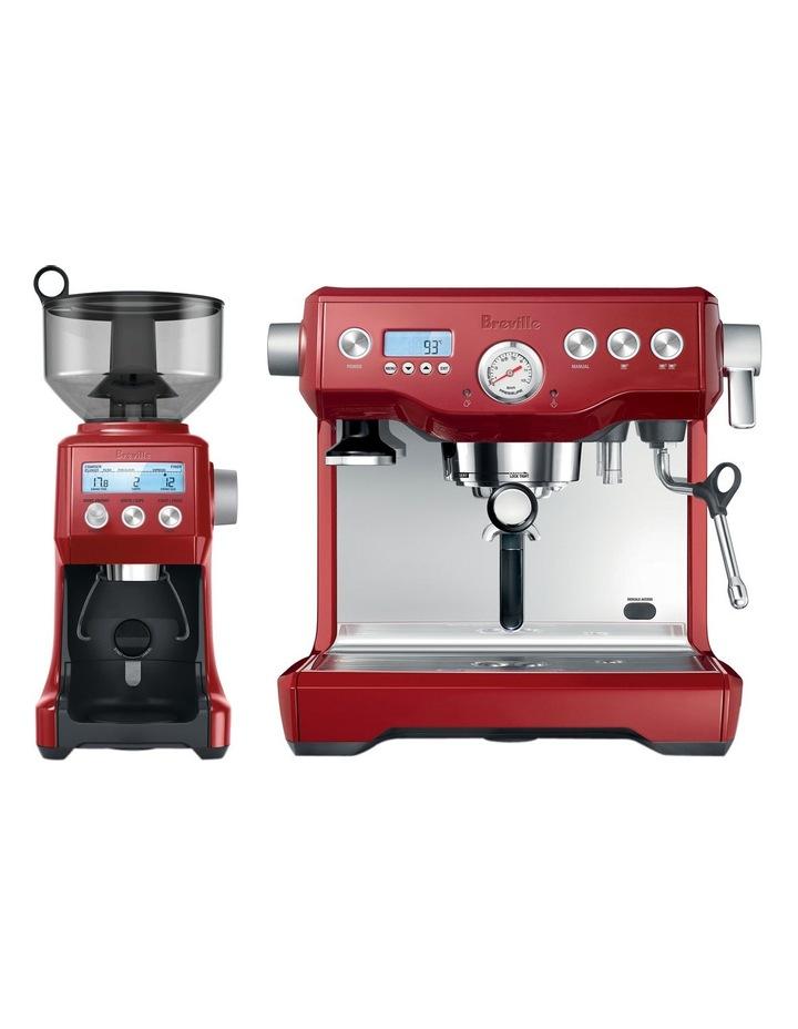 the Dynamic Duo Espresso Machine BEP920CRN image 1