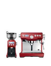 the Dynamic Duo Espresso Machine BEP920CRN