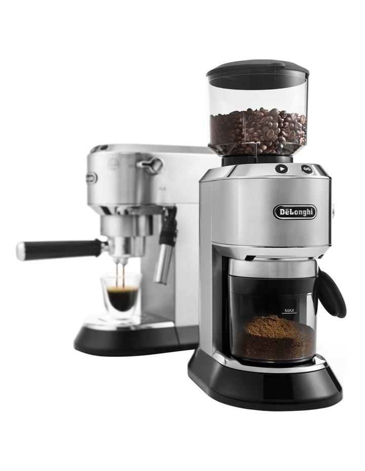 Dedica Pump Coffee Machine and Electric Coffee Grinder EC685MPACK image 1