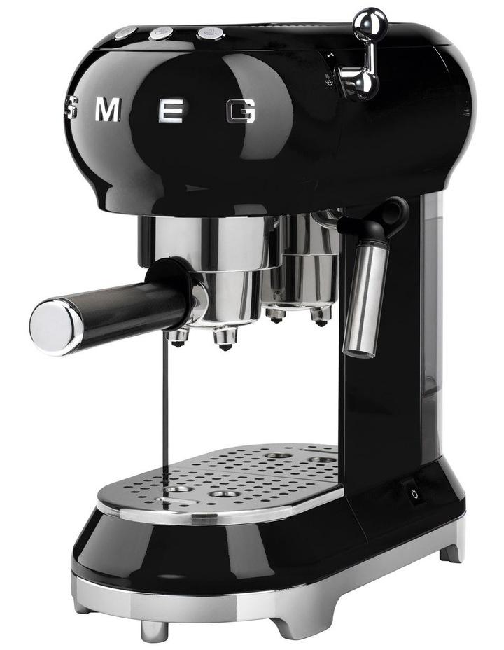 Espresso Coffee Machine in Black image 2