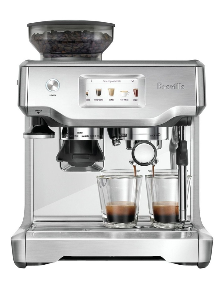 the Barista Touch Stainless Steel BES880BSS image 1