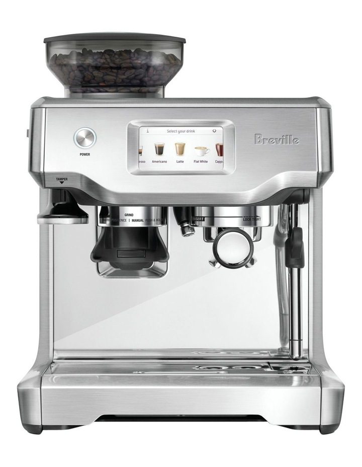 the Barista Touch Stainless Steel BES880BSS image 2