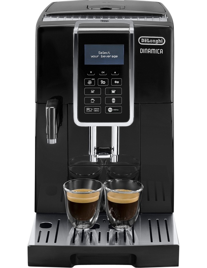 Dinamica Fully Automatic Coffee Machine ECAM35055 image 1