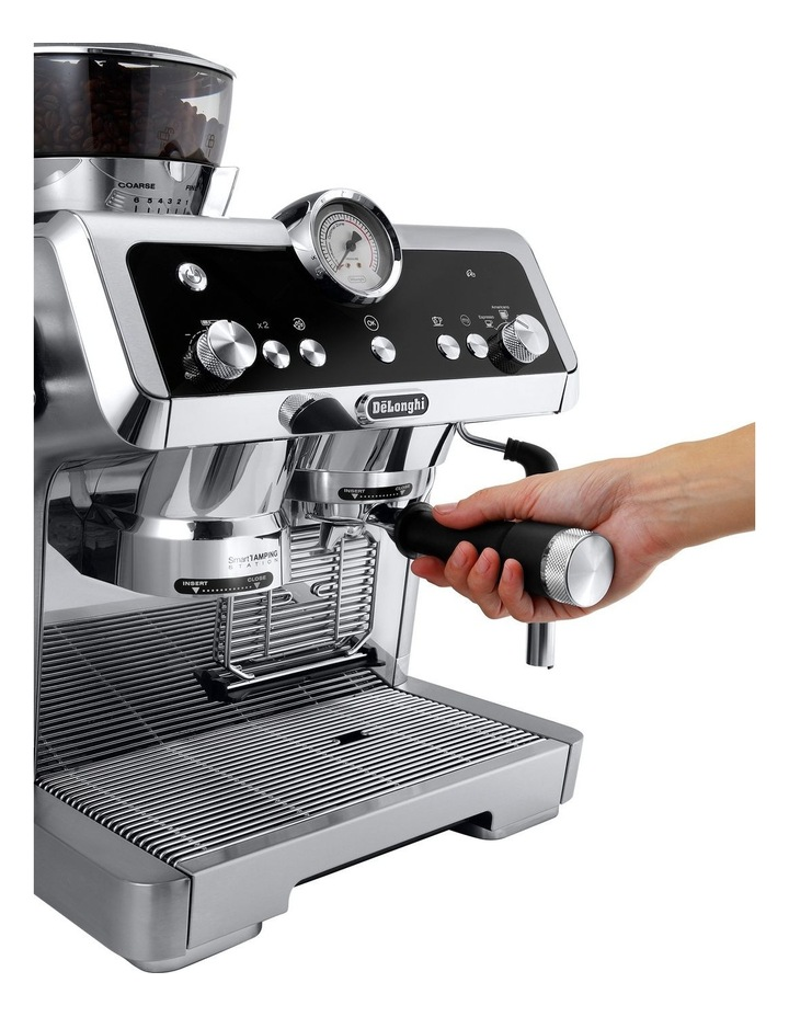 La Specialista Manual Coffee Machine Stainless Steel EC9335M image 4