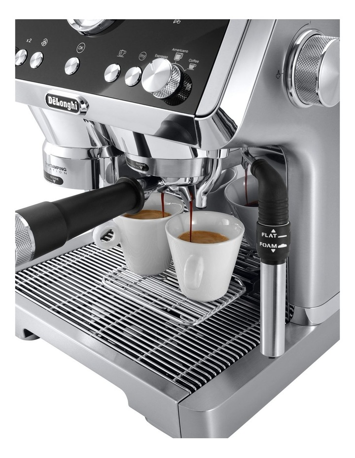 La Specialista Manual Coffee Machine Stainless Steel EC9335M image 5