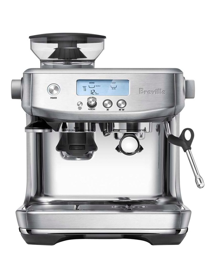 the Barista Pro Coffee Machine: Brushed Stainless Steel BES878BSS image 1