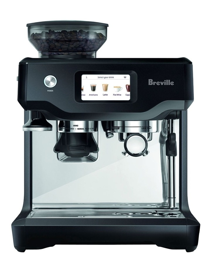 the Barista Touch Black Truffle BES880BTR image 1