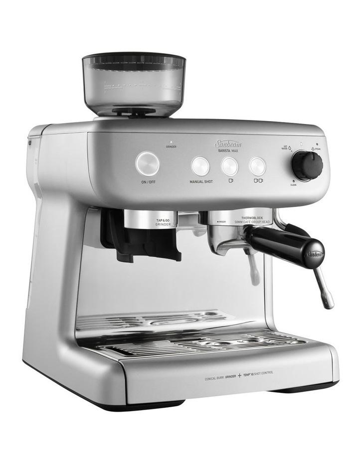 Barista Max espresso machine High Gloss Silver EM5300S image 3