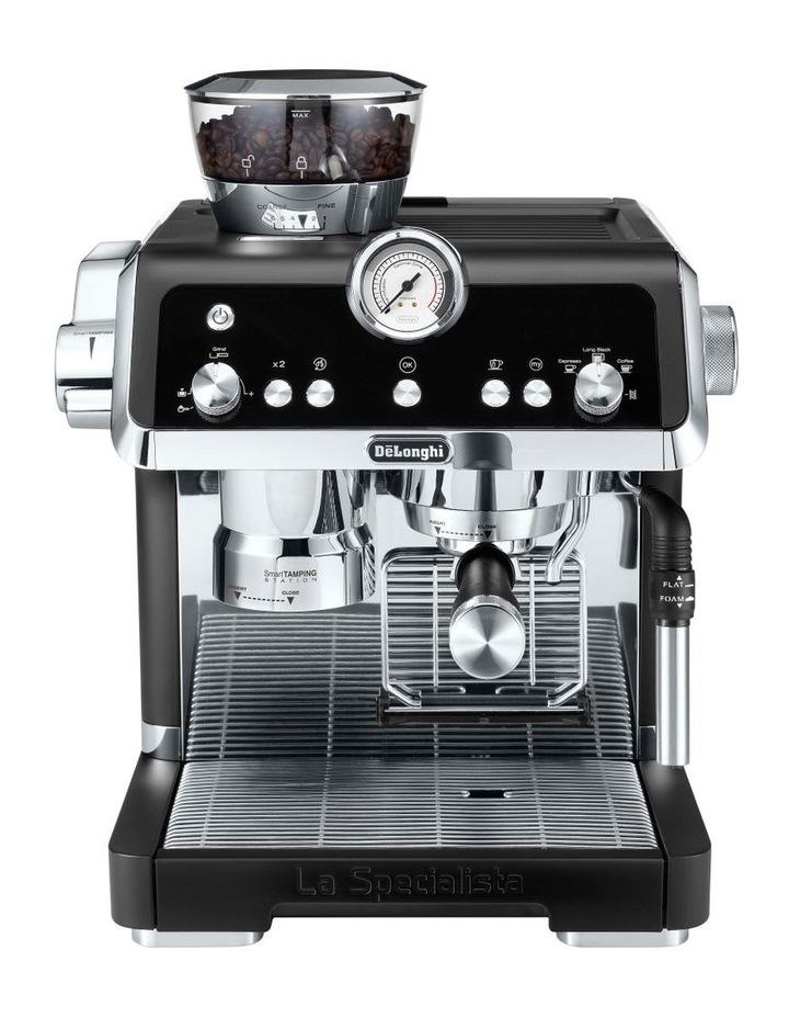 La Specialista Coffee Machine Matt Black EC9335BM image 1