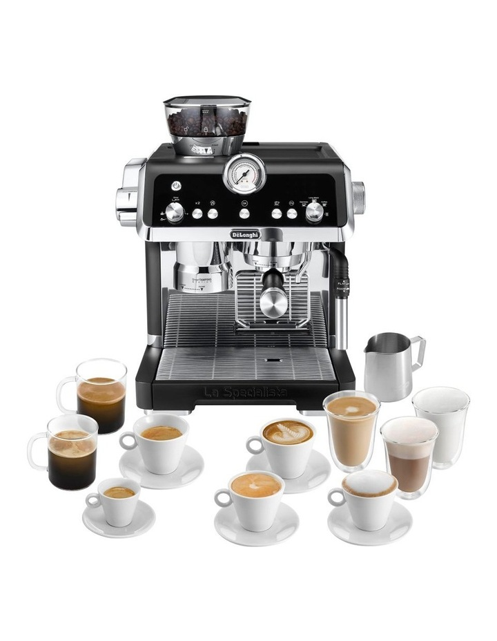 La Specialista Coffee Machine Matt Black EC9335BM image 4