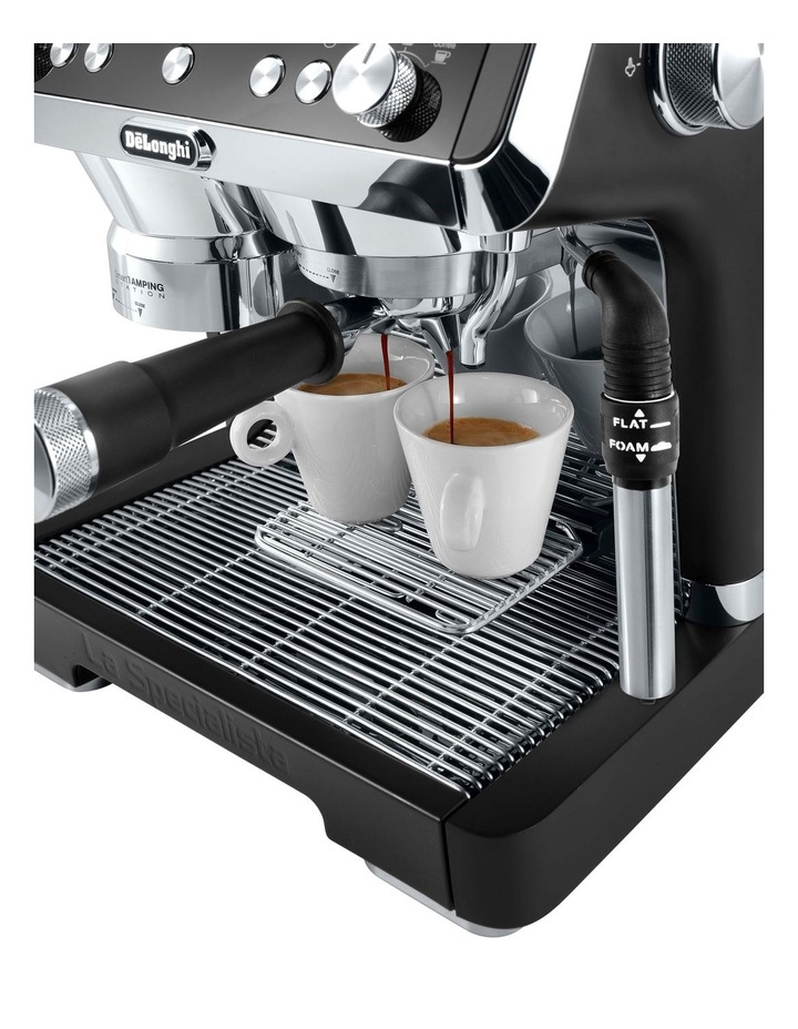 La Specialista Coffee Machine Matt Black EC9335BM image 5