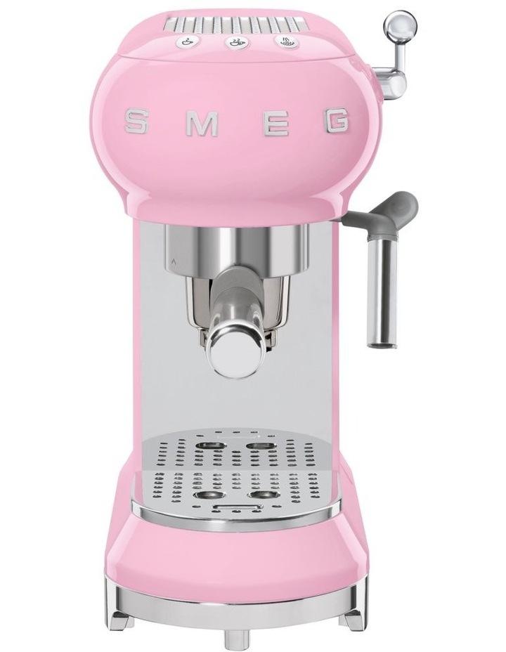 Espresso coffee machine Pink ECF01PKAU image 2