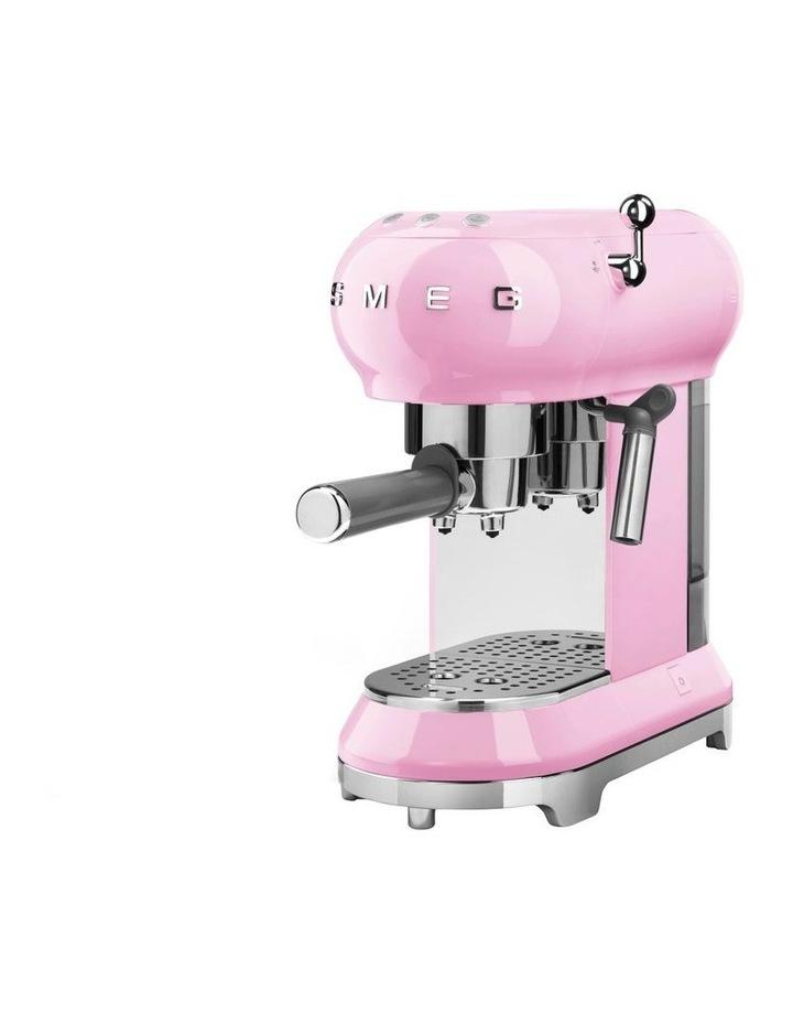 Espresso coffee machine Pink ECF01PKAU image 4