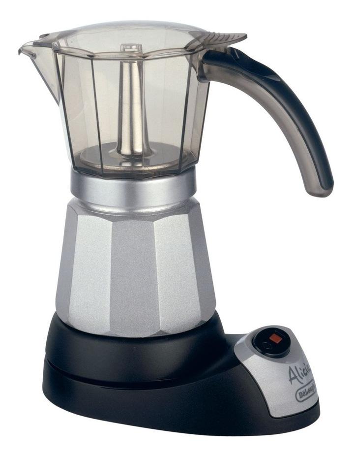 Alicia Coffee Machine Silver EMK6A image 1