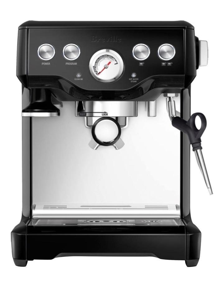 the Infuser Coffee Machine Black Sesame BES840BKS image 1