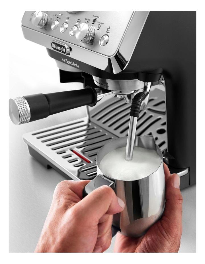 La Specialista Arte Manual Pump Coffee Machine: Metal/Black EC9155MB image 4