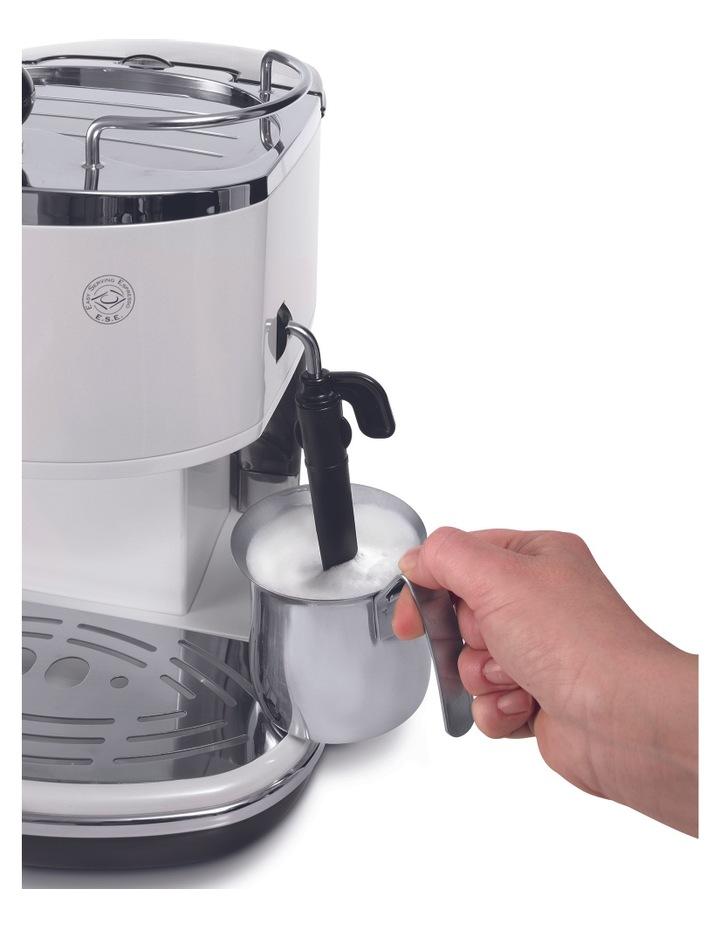 Icona Espresso Machine: White ECO310W image 3
