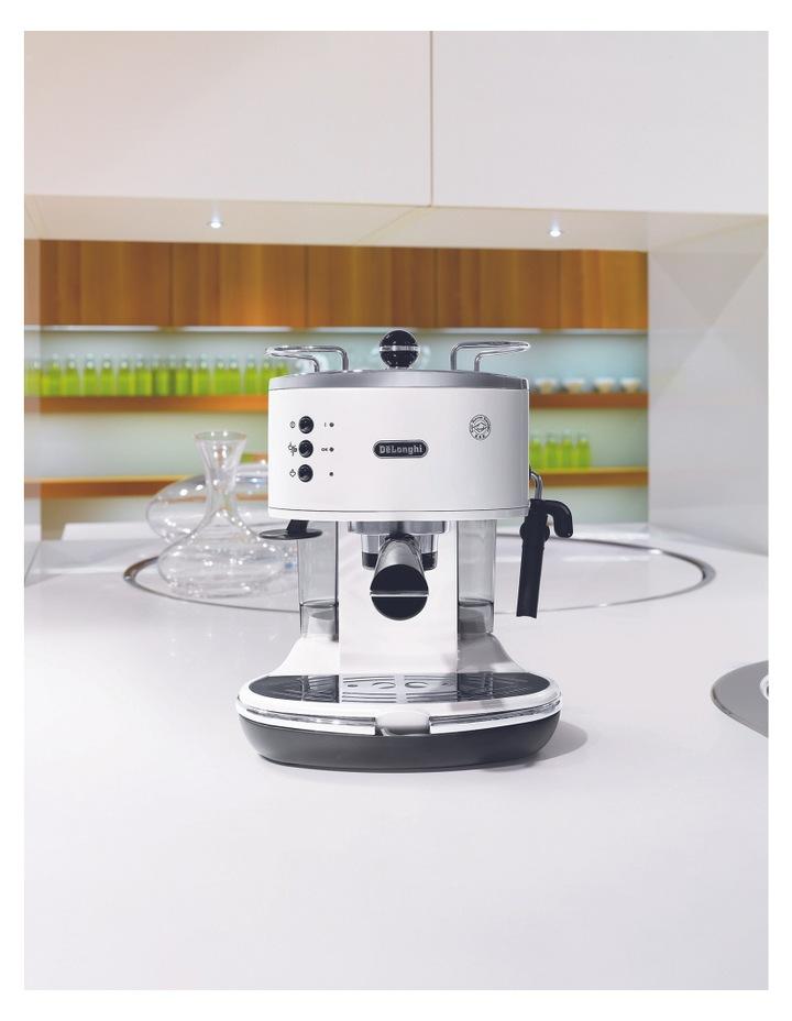 Icona Espresso Machine: White ECO310W image 5