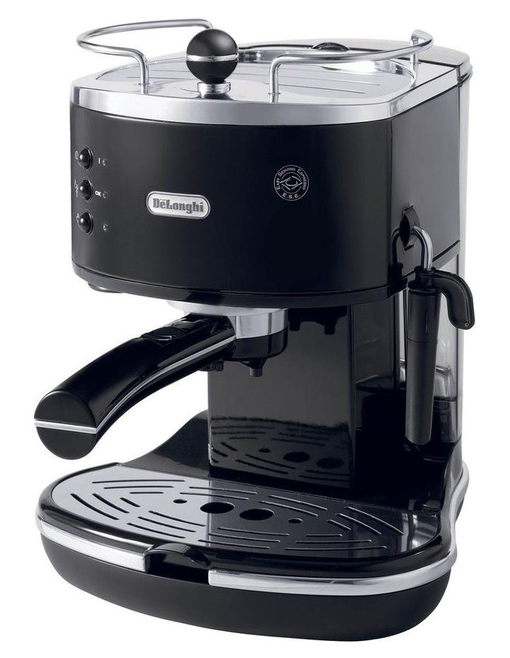 Icona Espresso Maker Black ECO310BK image 1