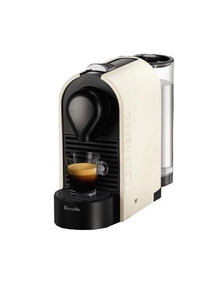 by Breville BEC300W U Solo Capsule Coffee Maker White image 1