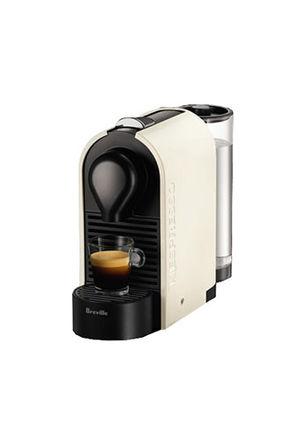 Nespresso - by Breville BEC300W U Solo Capsule Coffee Maker White