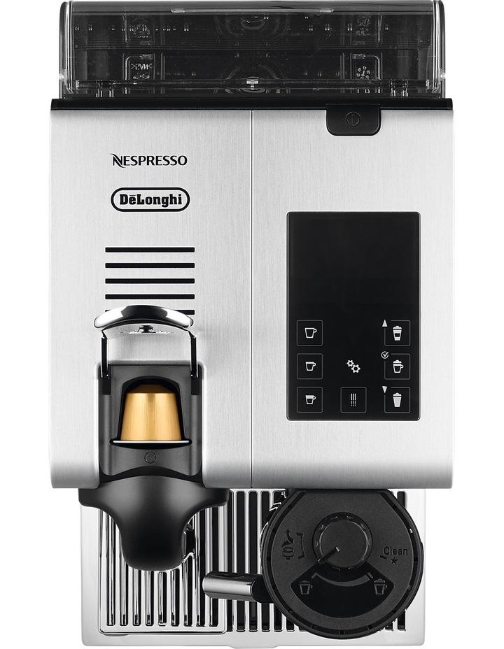 by Delonghi Lattissima Pro Capsule Coffee Maker: Silver EN750M image 3