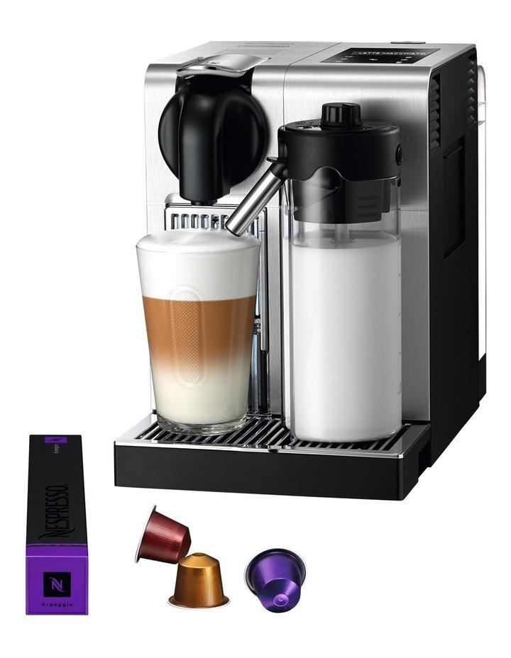 by Delonghi Lattissima Pro Capsule Coffee Maker: Silver EN750M image 4