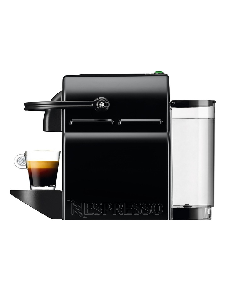 by Delonghi EN80BAE Inissia Capsule Coffee Maker: Black image 2
