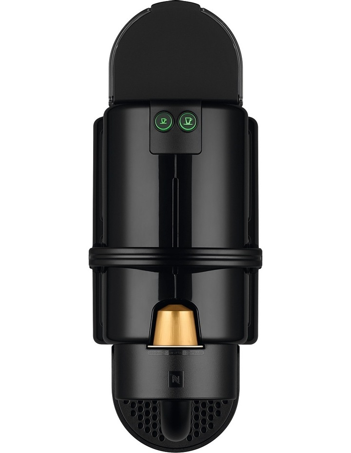by Delonghi EN80BAE Inissia Capsule Coffee Maker: Black image 3