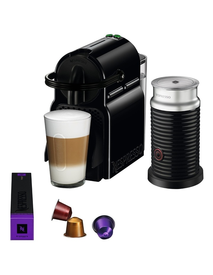 by Delonghi EN80BAE Inissia Capsule Coffee Maker: Black image 4