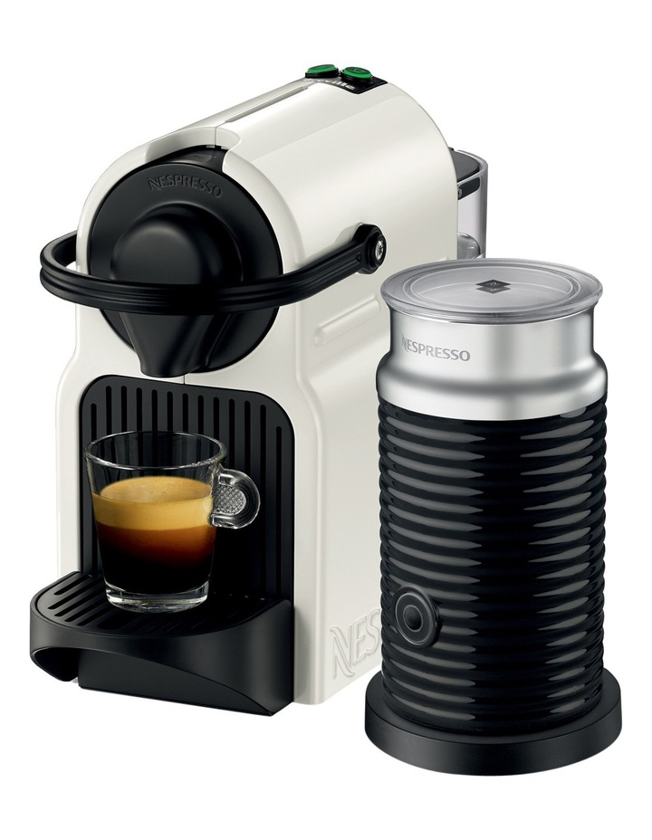 by Breville BEC200XW Inissia Capsule Coffee Maker: White image 1
