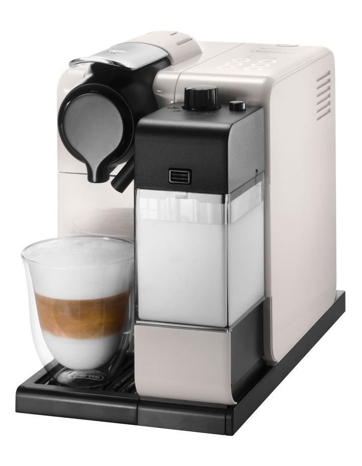 by Delonghi EN550W Lattissima Touch Capsule Coffee Machine: White image 1