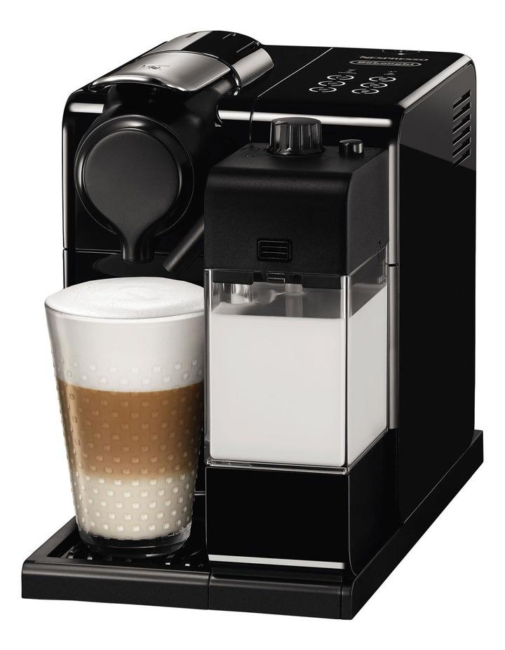Nespresso Lattissima Touch Capsule Coffee Machine: Black image 1