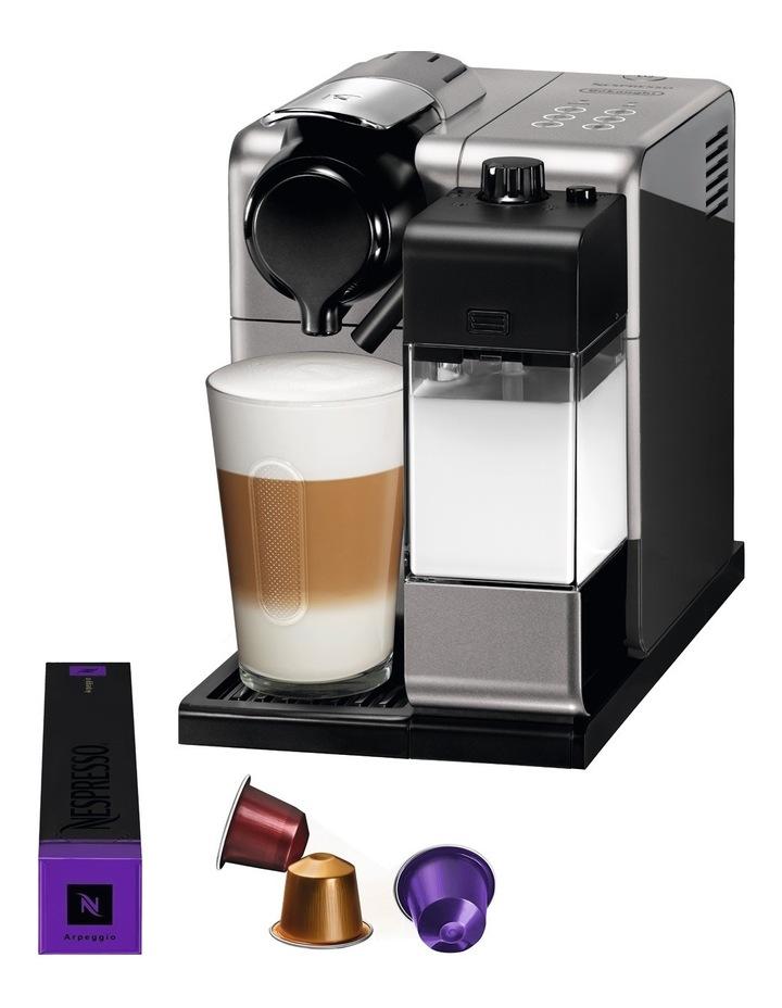 Nespresso by Delonghi EN550S Lattissima Touch Capsule ...