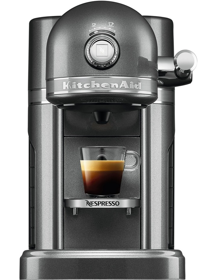 Nespresso By Kitchenaid 5kes0504ams Capsule Coffee