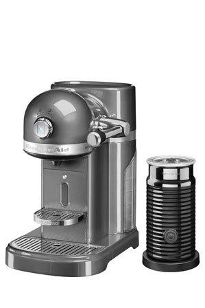 Nespresso By Kitchenaid 5kes0504ams Capsule Coffee