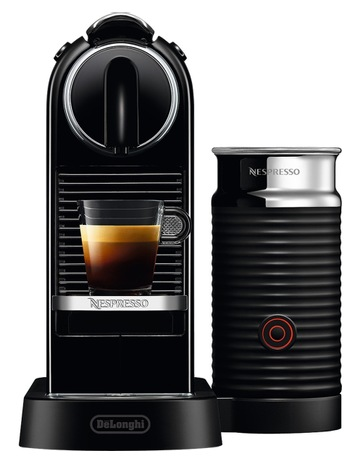 Nespressoby Delonghi EN267BAE Citiz   Milk Capsule Coffee Machine  Black.  Nespresso by Delonghi EN267BAE Citiz   Milk Capsule Coffee Machine  Black eb9148f12