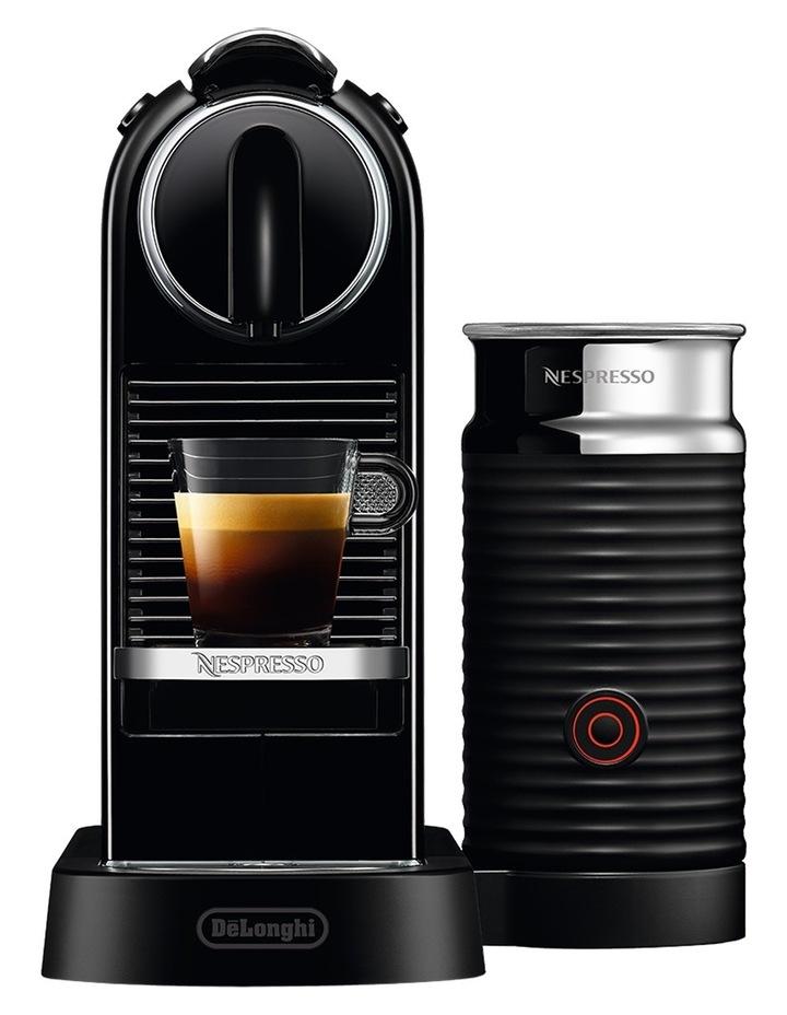 by Delonghi EN267BAE Citiz & Milk Capsule Coffee Machine: Black image 1