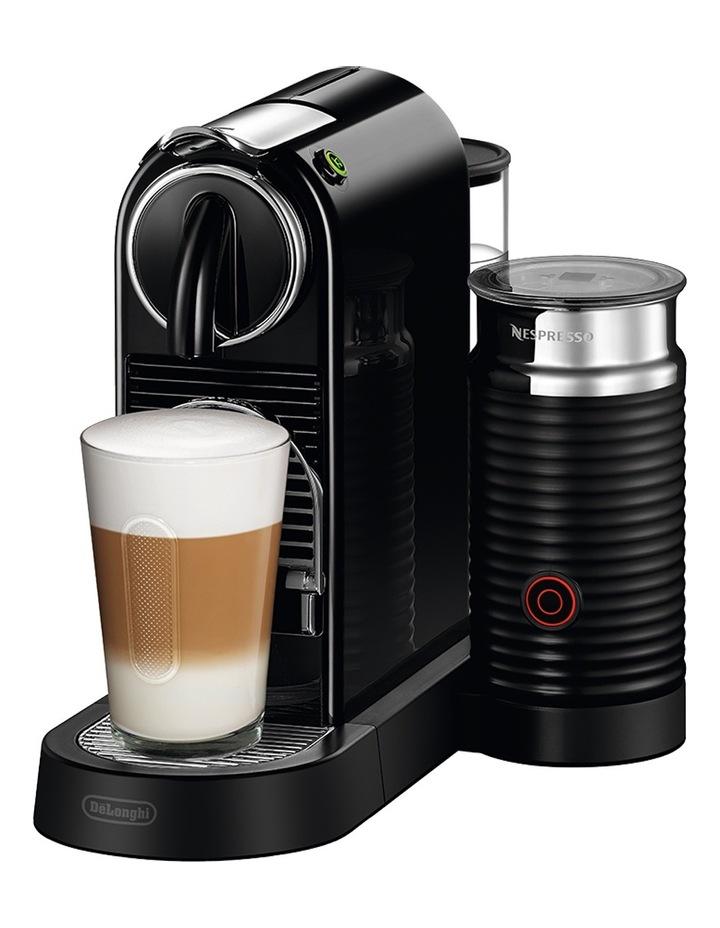 by Delonghi EN267BAE Citiz & Milk Capsule Coffee Machine: Black image 2