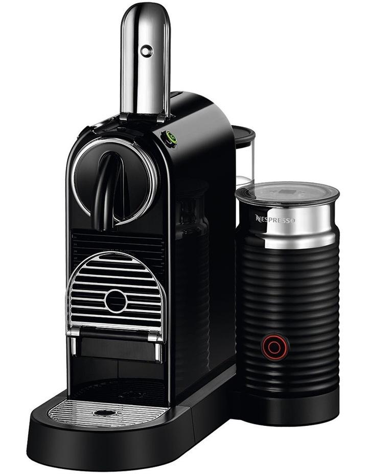 by Delonghi Citiz & Milk Capsule Coffee Machine Black EN267BAE image 3