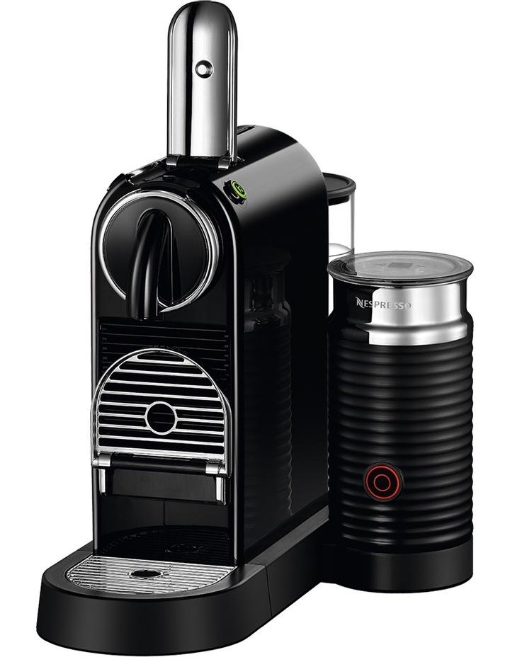 by Delonghi EN267BAE Citiz & Milk Capsule Coffee Machine: Black image 3