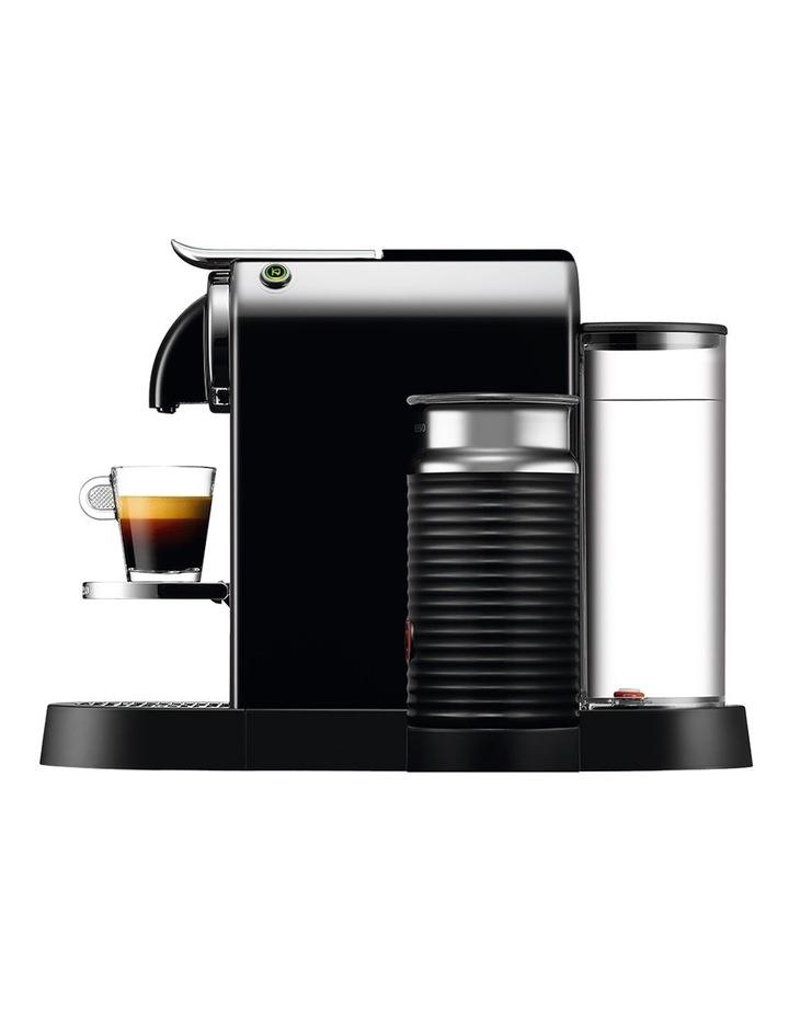 by Delonghi Citiz & Milk Capsule Coffee Machine Black EN267BAE image 4