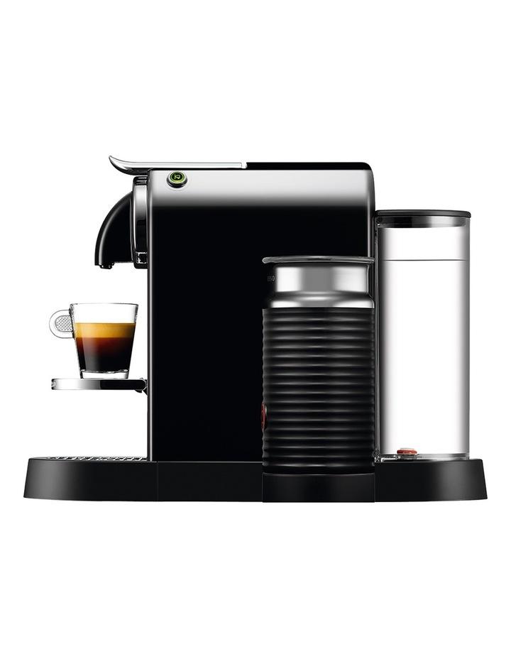 by Delonghi EN267BAE Citiz & Milk Capsule Coffee Machine: Black image 4