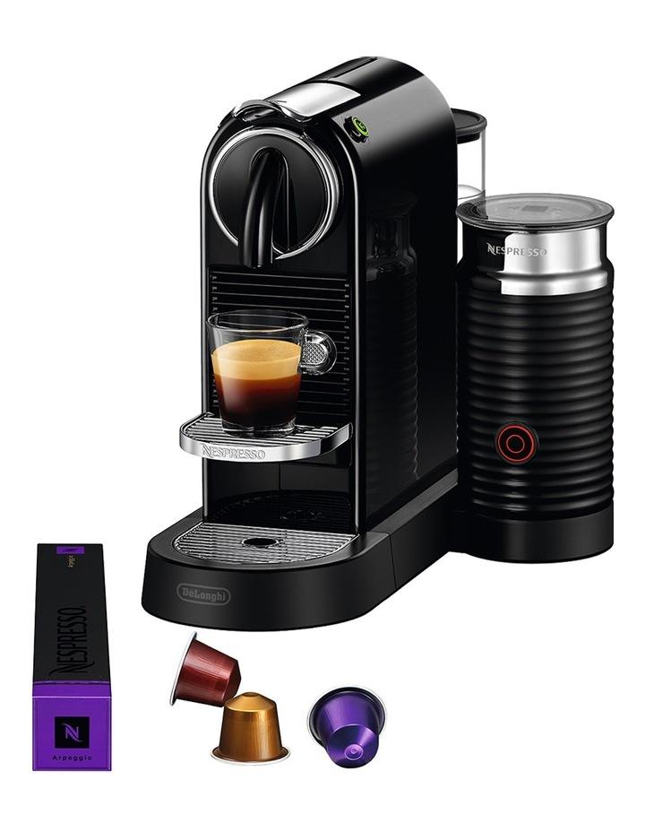 by Delonghi EN267BAE Citiz & Milk Capsule Coffee Machine: Black image 6