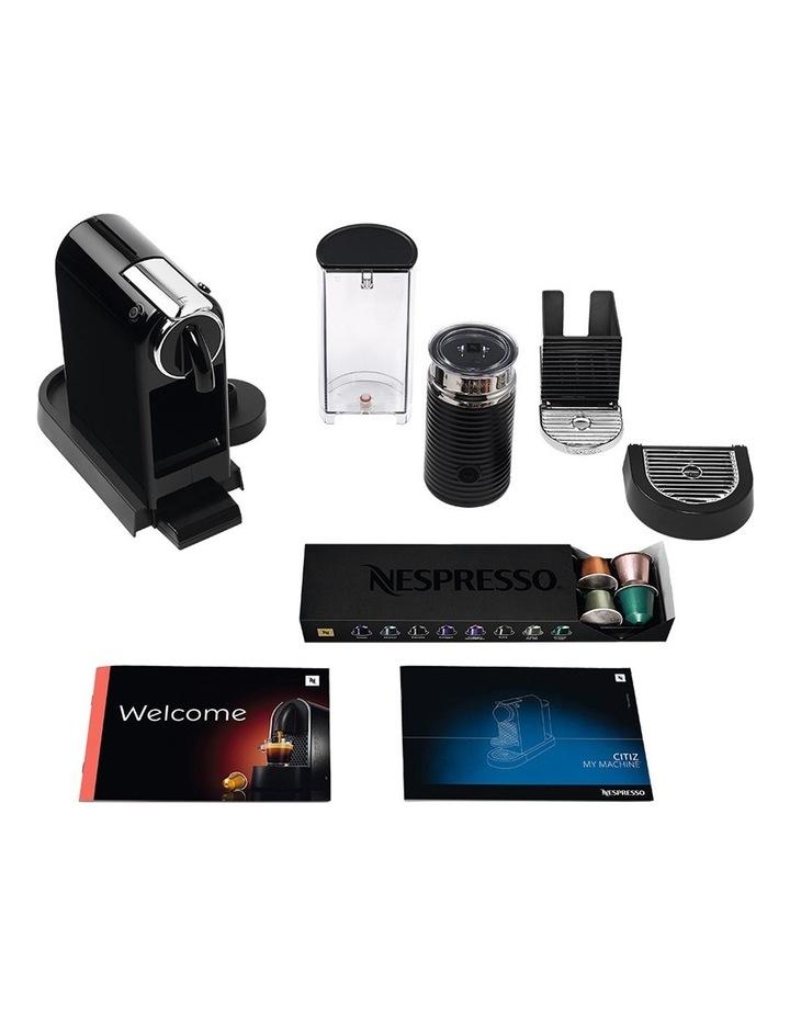 by Delonghi Citiz & Milk Capsule Coffee Machine Black EN267BAE image 7