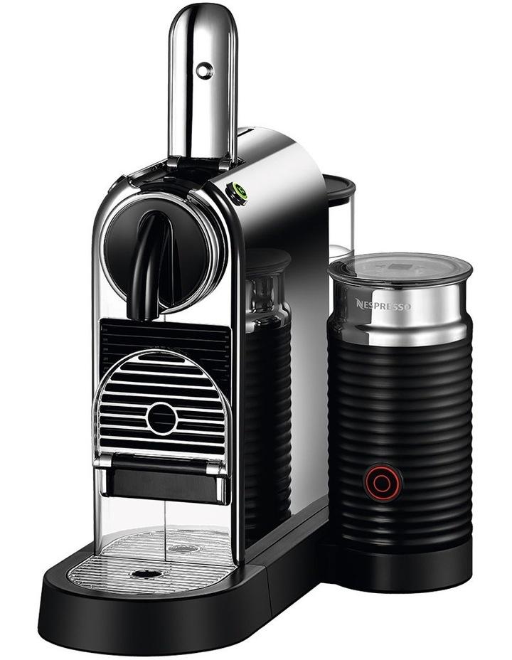 by Breville Citiz & Milk Capsule Coffee Machine Chrome BEC650MC image 2