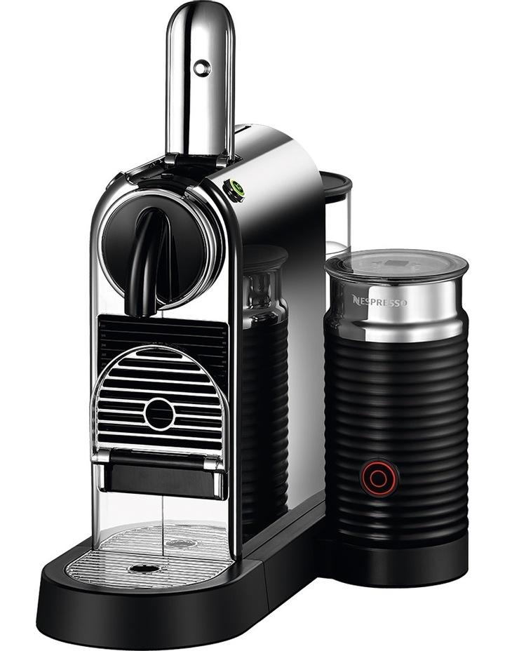 by Breville BEC650MC Citiz & Milk Capsule Coffee Machine: Chrome image 2