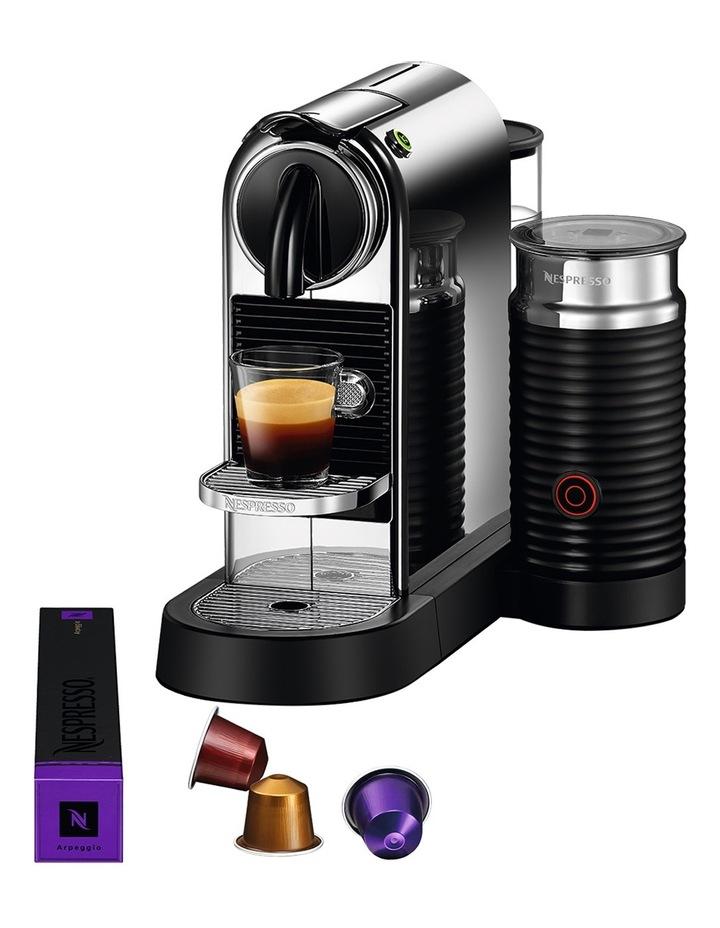 by Breville BEC650MC Citiz & Milk Capsule Coffee Machine: Chrome image 3
